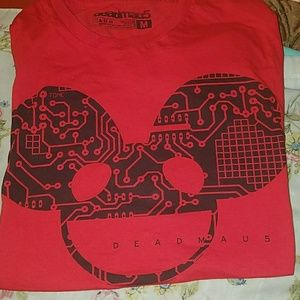 Deadmaus T-shirt, size M